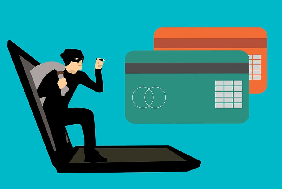 credit card identity theft