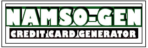 Namso Gen Blog – Free Credit Card Generator [100% Valid]