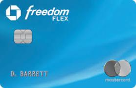 Chase Freedom Flex℠ Credit Card