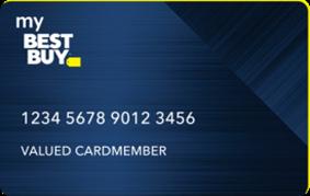 My Best Buy Credit Card