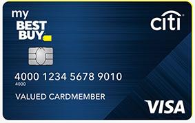 My Best Buy Visa